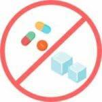 Avoid anti-inflammatory modalities